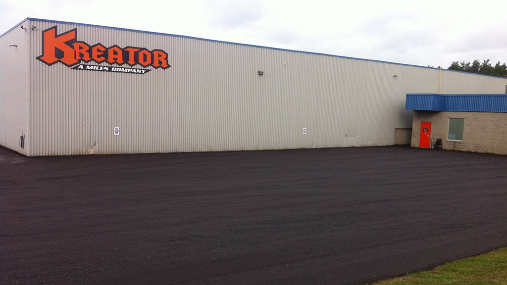 Gravel Driveway Services Commercial Properties, Laneways and Parking Lots