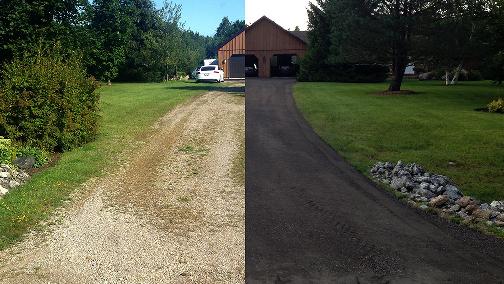 Gravel Driveways New Tecumseth