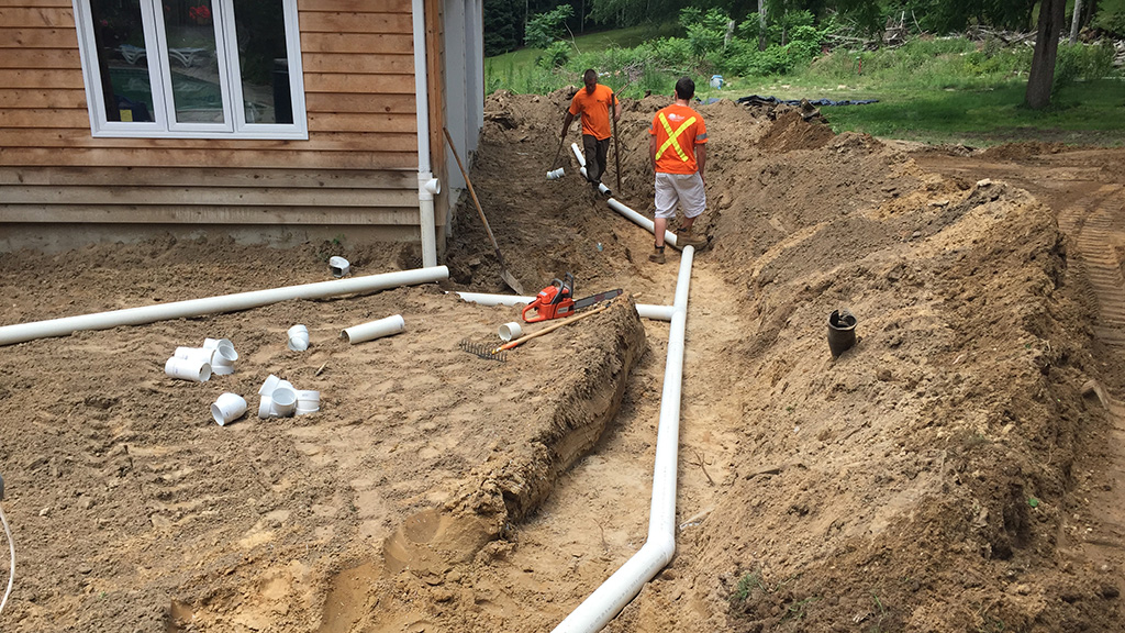 Gravel Driveway Services Ditch Digging, Trenching, Grading and Repairs