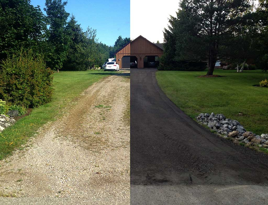 Gravel Driveway Services In King City